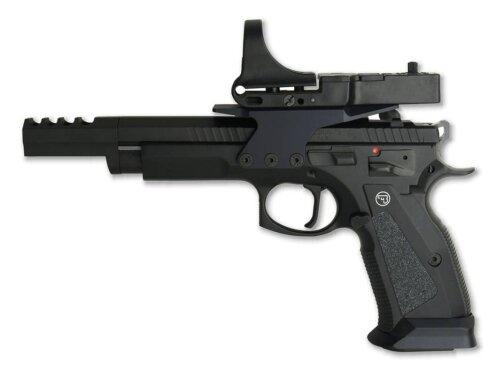 Модификация пистолета и стандартный класс