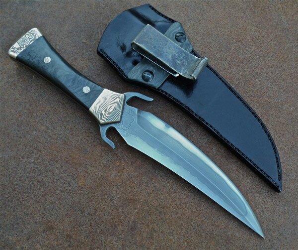О современных боевых ножах