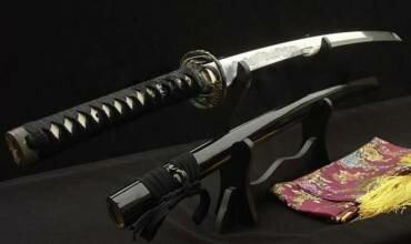 Оружие самураев. Катана, танто и другие