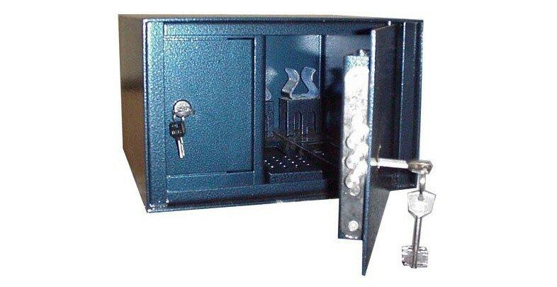 Как правильно выбрать сейф для оружия?