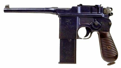 Легендарный пистолет Mauser C-96
