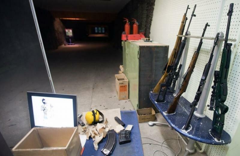 В Ижевске откроют подземный тир