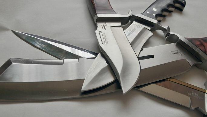 Является ли кухонный нож холодным оружием?