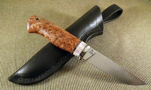 Охотничий нож – верный помощник.