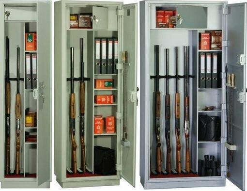 Сохранность оружия важна прежде всего для хозяина.
