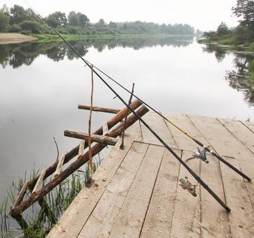 Рыбалка и охота в Беларуси
